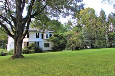 pawling Single Family Home For Sale: 42 Church Road