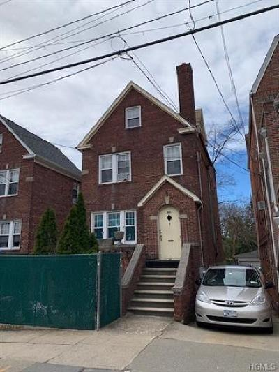 Bronx NY Multi Family 2-4 For Sale: $859,000