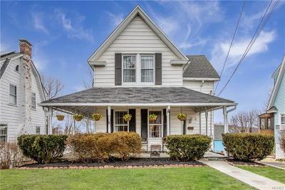 Ossining Single Family Home For Sale: 51 Sherwood Avenue