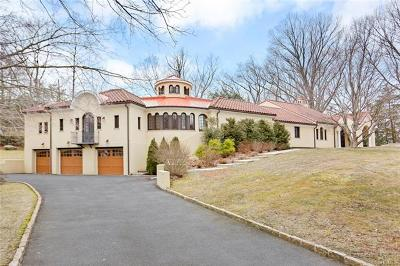 Connecticut Single Family Home For Sale: 34 Greenleaf Drive