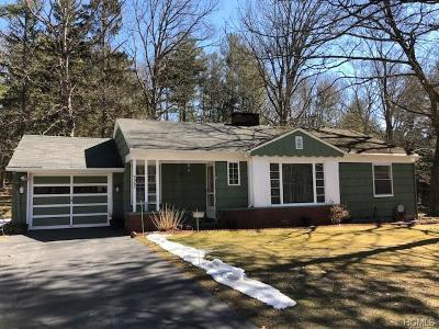 Youngsville, Jeffersonville, Callicoon Single Family Home For Sale: 9562 State Route 97