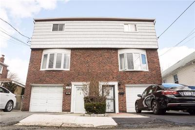 Yonkers Single Family Home For Sale: 273 First Street