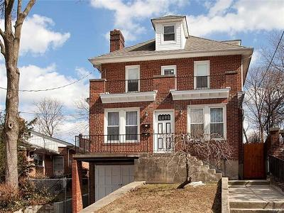 Yonkers Multi Family 2-4 For Sale: 84 Leighton Avenue