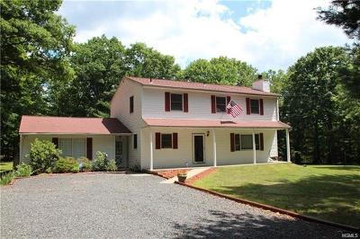 Bloomingburg Single Family Home For Sale: 472 Roosa Gap Road