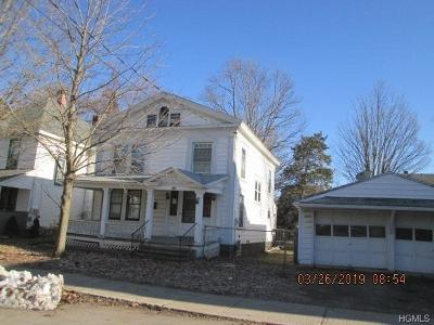 Delaware County Single Family Home For Sale: 47 Gardiner Place