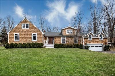 Briarcliff Manor Single Family Home For Sale: 11 Deer Hill Lane