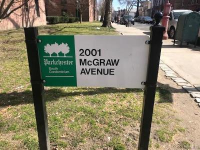 Bronx Condo/Townhouse For Sale: 2001 McGraw Avenue #6H