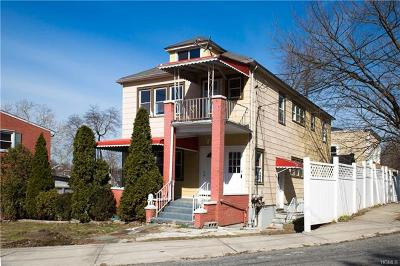 Yonkers Multi Family 2-4 For Sale: 13 Hunt Avenue
