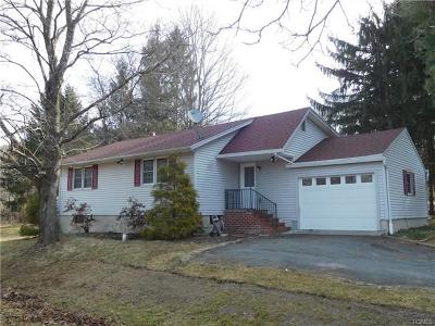 Single Family Home For Sale: 106 Crow Hill Road