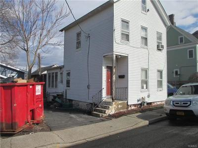 Haverstraw Single Family Home For Sale: 3 Clove Avenue
