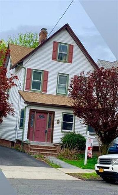 Haverstraw Single Family Home For Sale: 19 Hudson Avenue