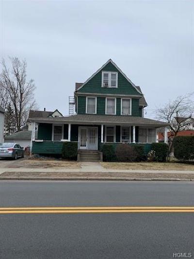 Rockland County Multi Family 2-4 For Sale: 35 Wayne Avenue