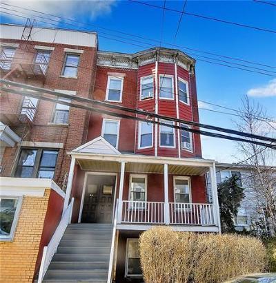 Yonkers Multi Family 2-4 For Sale: 34 Garfield Street