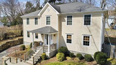 Croton-On-Hudson Single Family Home For Sale: 39 Truesdale Drive