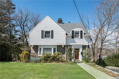 Hartsdale Single Family Home For Sale: 141 Caterson Terrace