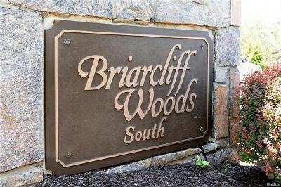 Ossining Condo/Townhouse For Sale: 1 Briarcliff Drive South #9