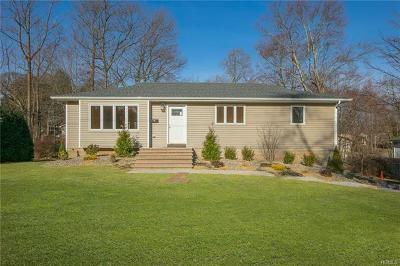 New City Single Family Home For Sale: 25 Oak Street