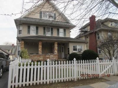 Mount Vernon Multi Family 2-4 For Sale: 114 Primrose Avenue