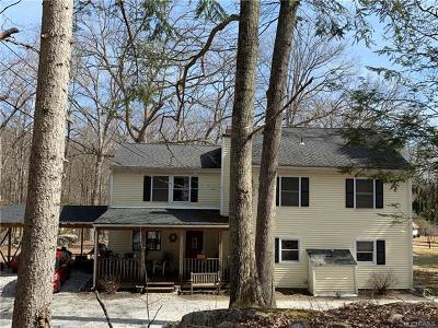 Connecticut Single Family Home For Sale: 24 Squash Hollow Road