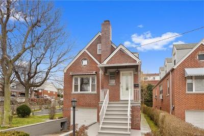Bronx Multi Family 2-4 For Sale: 2303 Wilson Avenue