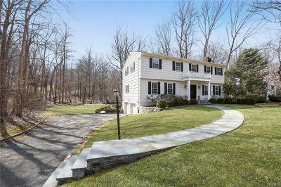 Mount Kisco Single Family Home For Sale: 53 Fox Den Road