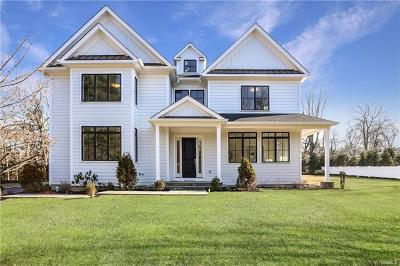 Mamaroneck Single Family Home For Sale: 1 Stonewall Lane