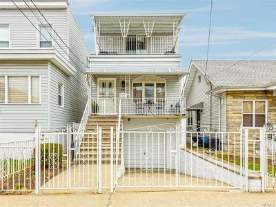 Bronx Single Family Home For Sale: 2317 Fish Avenue