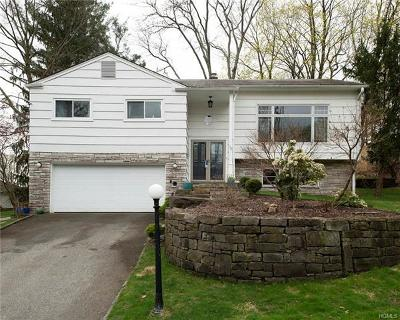 Dobbs Ferry Single Family Home For Sale: 38 Hickory Hill Drive