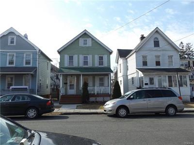 Peekskill Single Family Home For Sale: 623 Bay Street