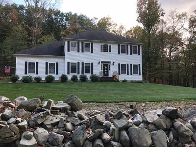 Cornwall Single Family Home For Sale: 79 Pea Hill Road