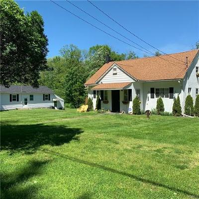 Newburgh Single Family Home For Sale: 376 Route 32