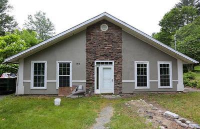 Single Family Home For Sale: 23 Ski Run Road