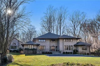 Connecticut Single Family Home For Sale: 180 Hunting Ridge Road