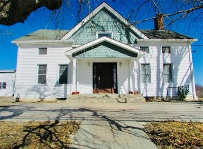 Middletown Single Family Home For Sale: 2341 Route 6