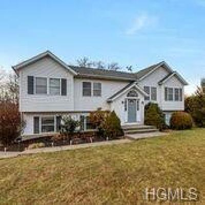 Nanuet Single Family Home For Sale: 7 New Clarkstown Road