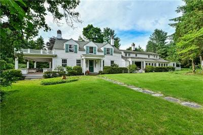 Chappaqua Single Family Home For Sale: 1 Sabina Road
