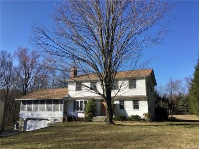 Wallkill Single Family Home For Sale: 215 Strawridge Road