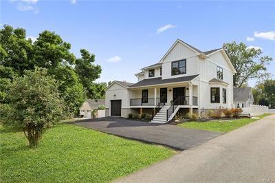 Single Family Home For Sale: 340 Blauvelt Road