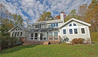 Delaware County Single Family Home For Sale: 1136 Fiddlers Elbow Road