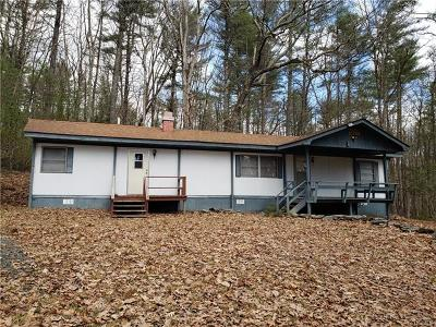 Barryville Single Family Home For Sale: 31 Kern Road