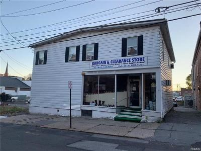 Middletown Commercial For Sale: 20 John Street