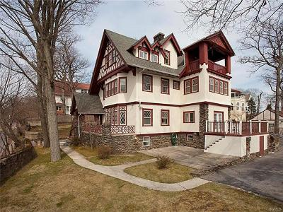Yonkers Single Family Home For Sale: 280 Van Cortlandt Park Avenue