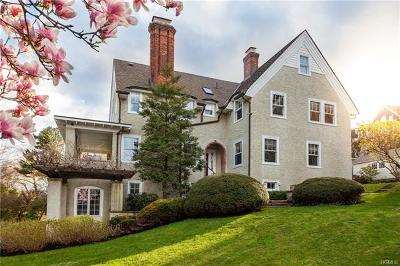 Bronxville Single Family Home For Sale: 53 Park Avenue