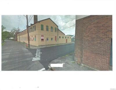 Middletown Commercial For Sale: 39-47 Railroad Avenue