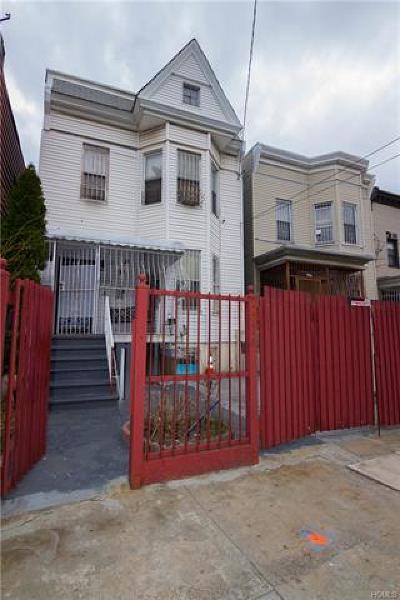 Multi Family 2-4 For Sale: 2070 Ryer Avenue