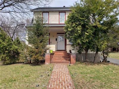 Spring Valley Single Family Home For Sale: 11 Linden Avenue