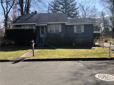 Single Family Home For Sale: 25 Van Wardt Place