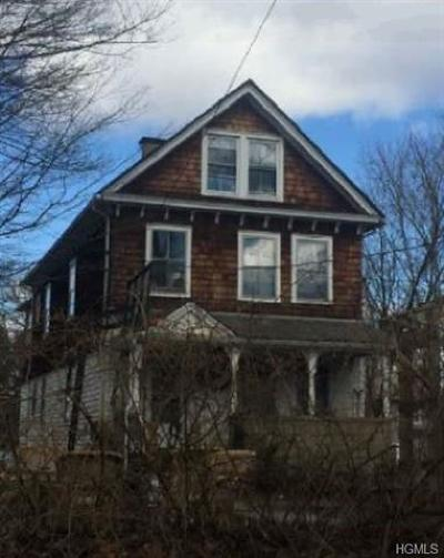 Westchester County Multi Family 2-4 For Sale: 122 Babbitt Road