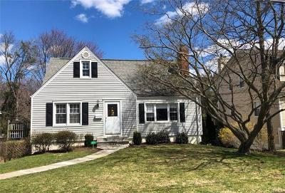 Westchester County Single Family Home For Sale: 49 Fayette Road
