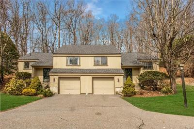 Somers Condo/Townhouse For Sale: 482 Heritage Hills Drive #B